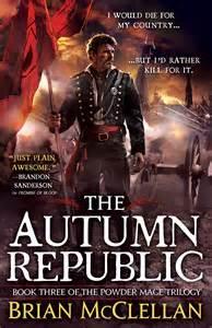 The Autumn Republic cover