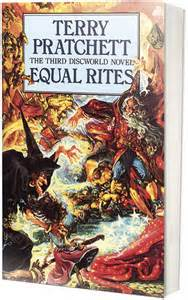 Equal Rites cover